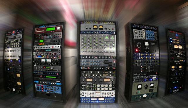 Michael Brauer : Compression multibus